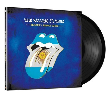 The Rolling Stones Bridges To Buenos Aires (3 LP)