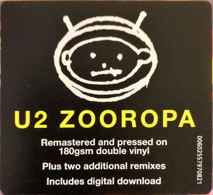 U2 Zooropa (2 LP)