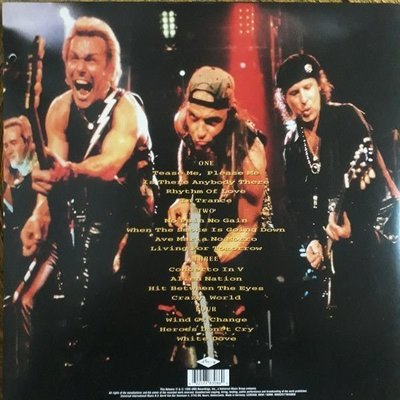 Scorpions Live Bites (2 LP)