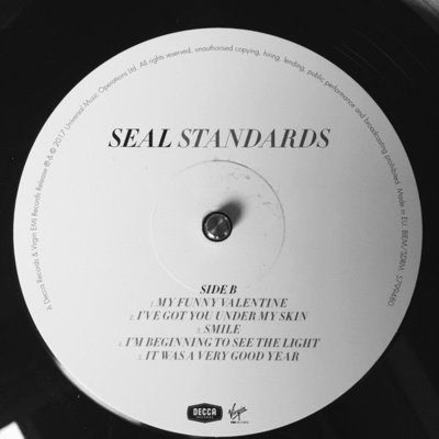Seal Standards (Vinyl LP)