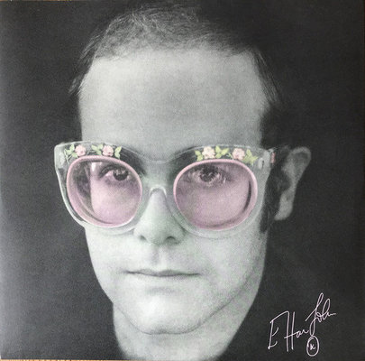 Elton John Caribou (Vinyl LP)