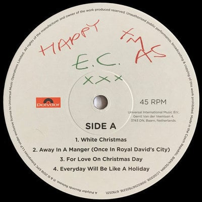 Eric Clapton Happy Xmas (2 LP)