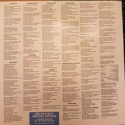 Freddie Mercury Mr Bad Guy (Vinyl LP)
