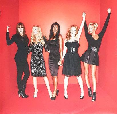 Spice Girls Greatest Hits (Vinyl LP)