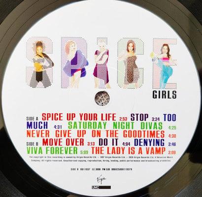 Spice Girls Spice World (Vinyl LP)