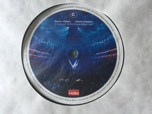 Steven Wilson Home Invasion:In Concert At The Royal Albert Hall (5 LP)