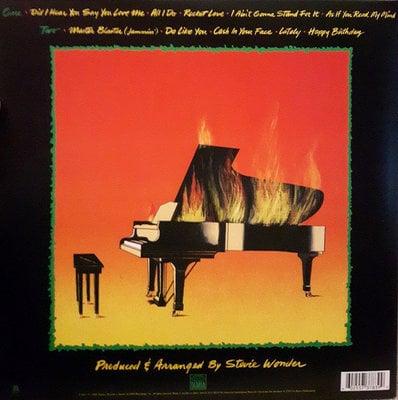 Stevie Wonder Hotter Than July (Vinyl LP)