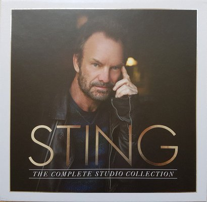 Sting The Studio Collection: Volume II (5 LP Box Set)
