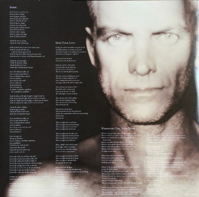 Sting Sacred Love (2 LP)