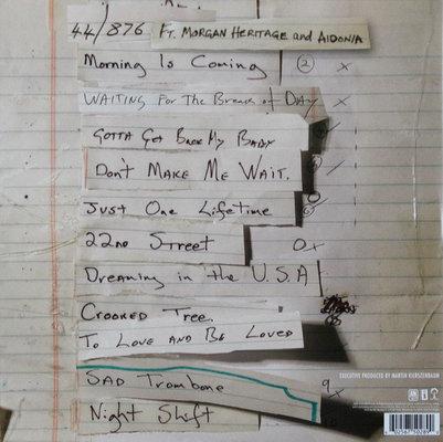 Sting 44/876 (Colored Vinyl LP)