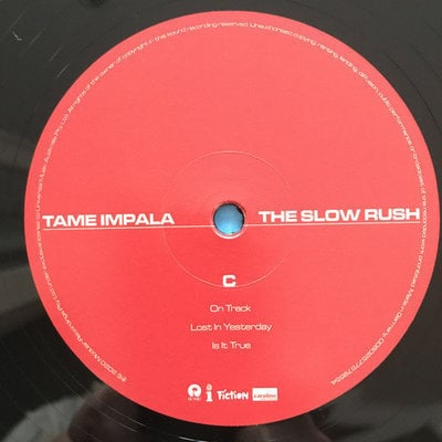 Tame Impala The Slow Rush (2 LP)