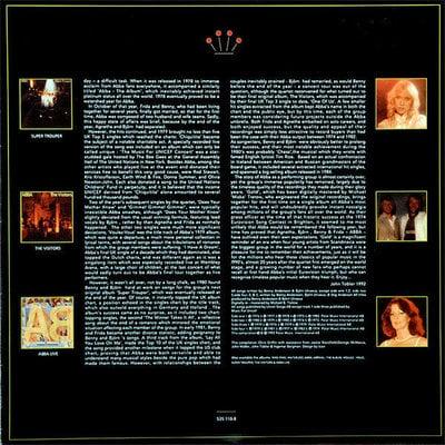 Abba Gold (2 LP)