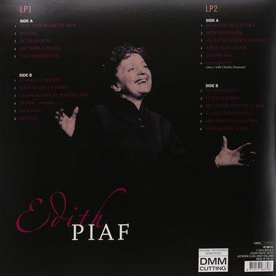 Edith Piaf 23 Classiques Inoubliables (Best Of) (2 LP)