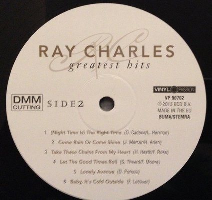 Ray Charles 24 Greatest Hits (2 LP)