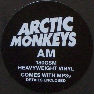 Arctic Monkeys AM (Vinyl LP)