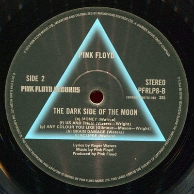 Pink Floyd The Dark Side Of The Moon (Vinyl LP)