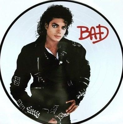 Michael Jackson Bad (Picture Disc LP)