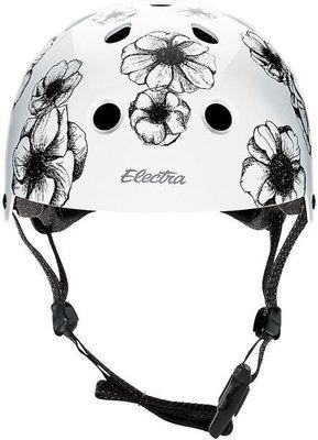 Electra Helmet Flowers M