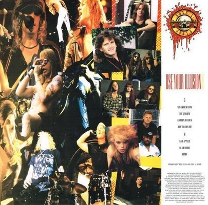 Guns N' Roses Use Your Illusion 1 (2 LP)