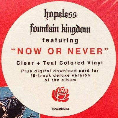 Halsey Hopeless Fountain Kingdom (Vinyl LP)