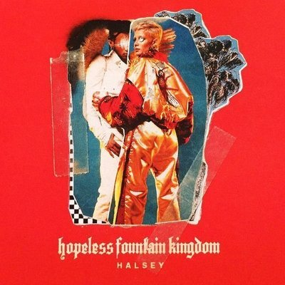 Halsey Hopeless Fountain (Red & Yellow Vinyl LP)