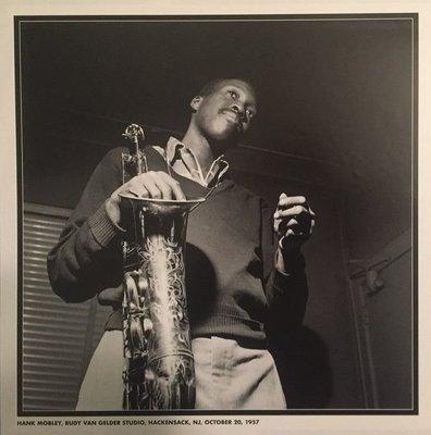 Hank Mobley Poppin' (Vinyl LP)