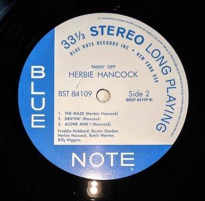 Herbie Hancock Takin' Off (Vinyl LP)