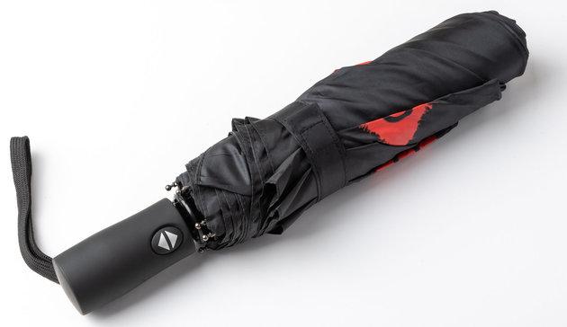 Muziker Umbrella Folded Red