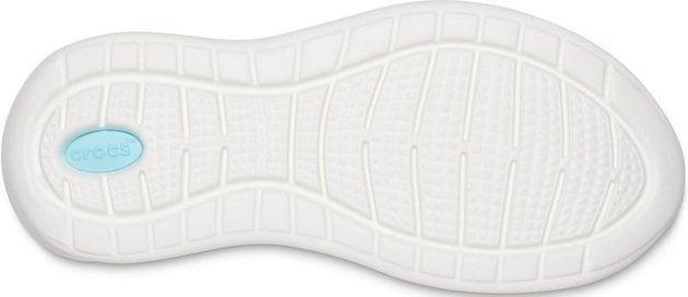 Crocs Kids' LiteRide Pacer Neo Mint/White 27-28
