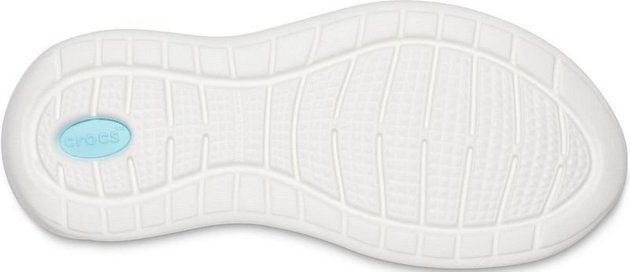 Crocs Kids' LiteRide Pacer Neo Mint/White 32-33