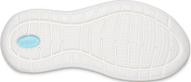Crocs Kids' LiteRide Pacer Neo Mint/White 38-39