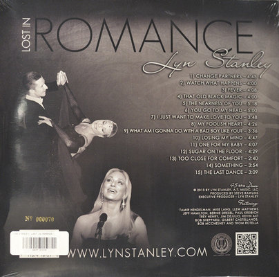 Lyn Stanley Lost in Romance (2 LP)