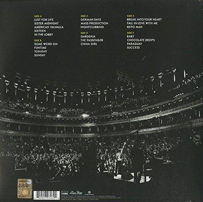 Iggy Pop Post Pop Depression: Live (3 LP)