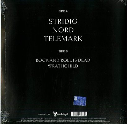 Ihsahn Telemark (Vinyl LP)