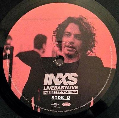 INXS Live Baby Live (3 LP)
