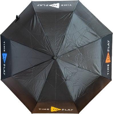 Muziker Dáždnik Skladací Black/Multi