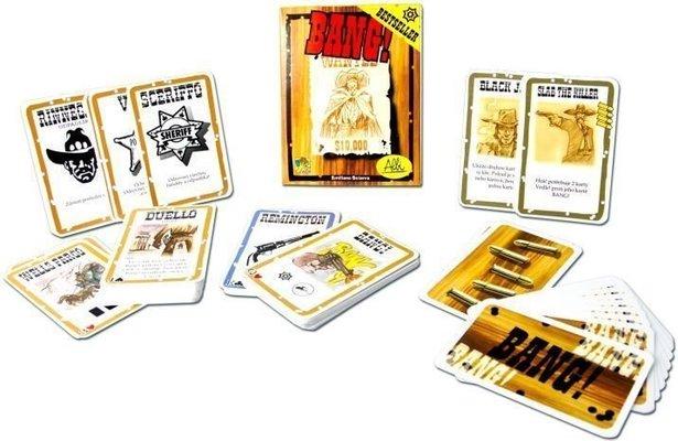 Albi Bang! Basic Game