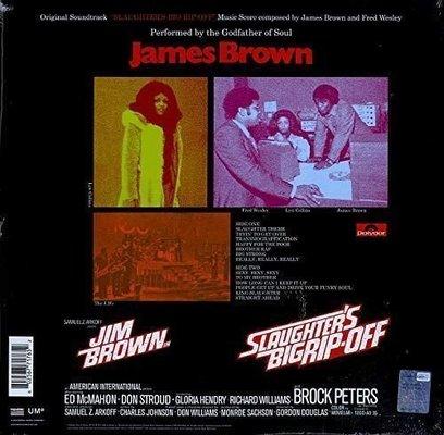 James Brown Slaughter's Big Rip-Off (Vinyl LP)