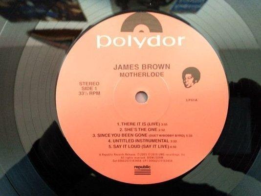 James Brown Motherlode (2 LP)