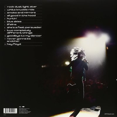 Jamiroquai Rock Dust Light Star (2 LP)