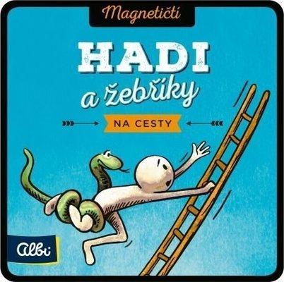 Albi Magnetické Hady a rebríky