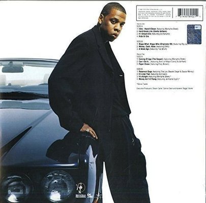 Jay-Z Vol.2 ... Hard Knock Life (2 LP)