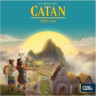 Albi Catan - Ríša Inkov