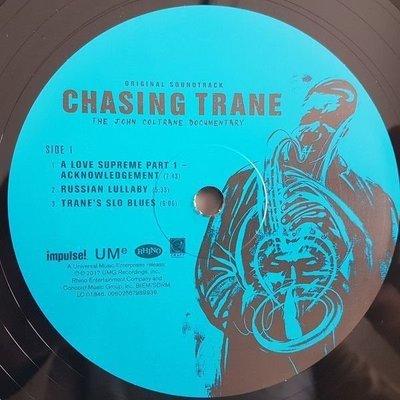 John Coltrane Chasing Trane OST (2 LP)