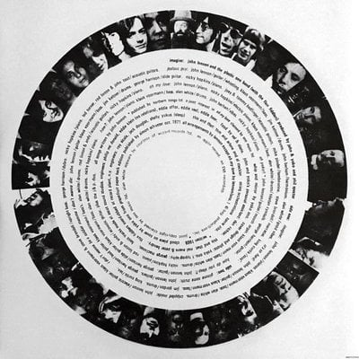 John Lennon Imagine (Vinyl LP)