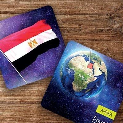 Albi Vedomostné pexeso - Vlajky Afriky