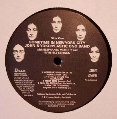 John Lennon Some Time In New York City (2 LP)