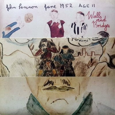 John Lennon Walls And Bridges (Vinyl LP)