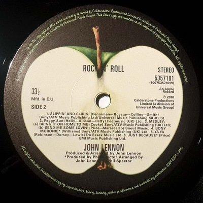 John Lennon Rock 'N' Roll (Vinyl LP)