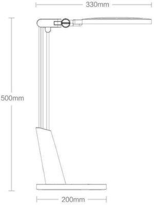Yeelight LED Eye-friendly Desk Lamp Pro Sunlike